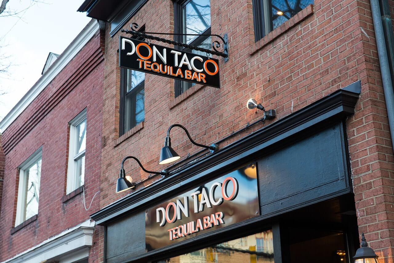 Don Taco Old Town Alexandria