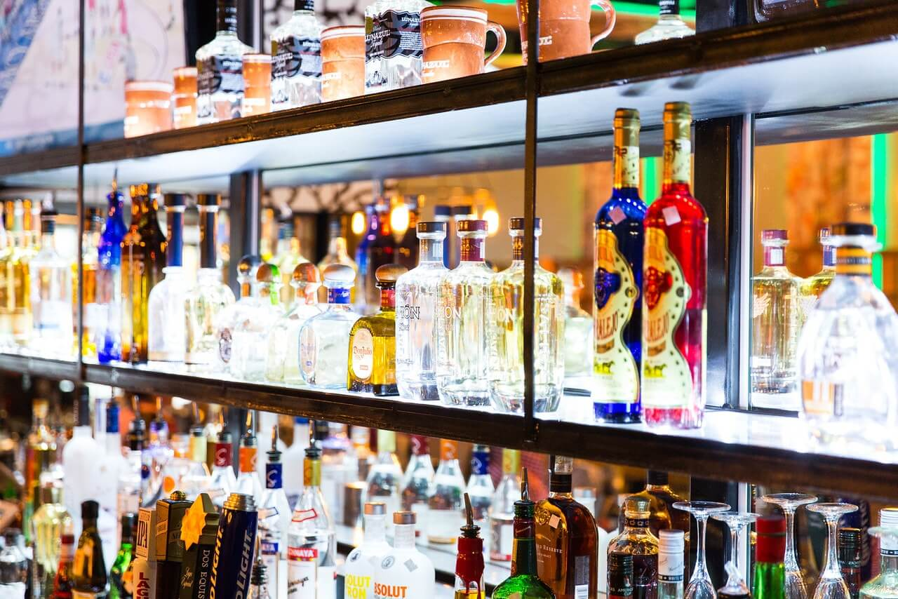 Tequila Bar Old Town Alexandria